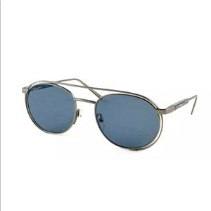 Salvatore Ferragamo Accessories - Sunglasses Ferragamo Aviator SF169S Metal frame
